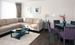 Serviced apartments in south Kensington