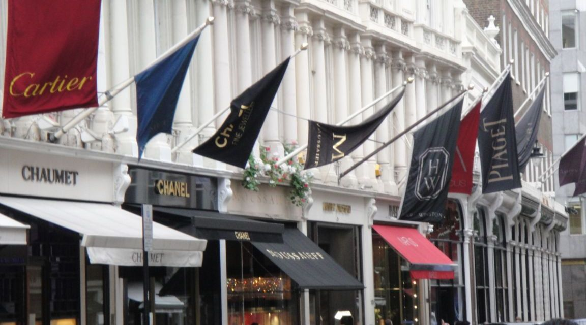 Most Fashionable Store In Central London