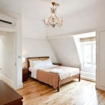 london serviced apartments - bedroom