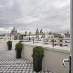 london penthouse rental in kensington