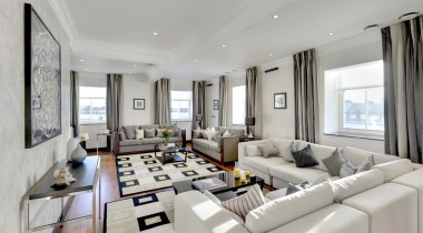 Penthouse Suite I | 130 Queen's Gate