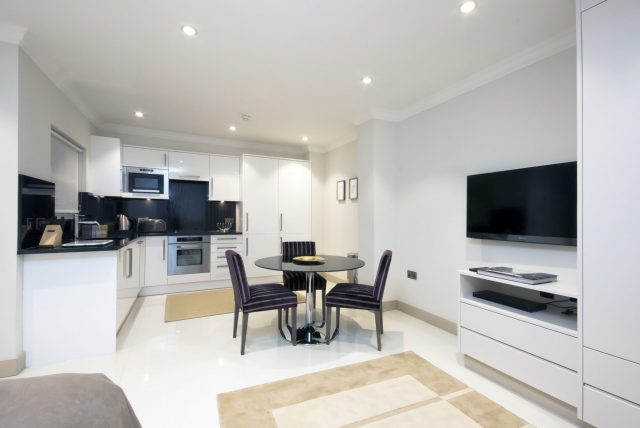 Maykenbel Apartments Claverley Court Studio Apartment