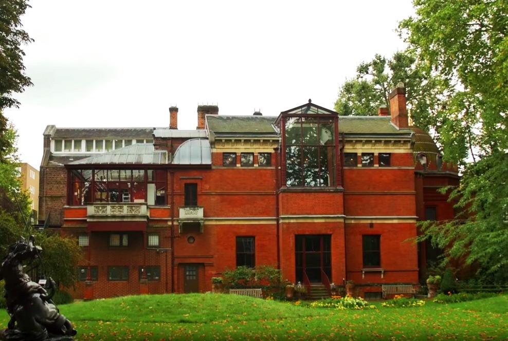 Maykenbel Apartments Leighton House Museum