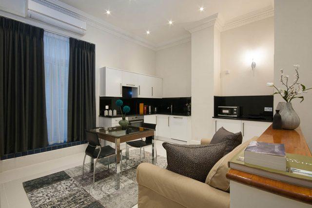 Maykenbel Apartments Queensgate Court Studio Standard