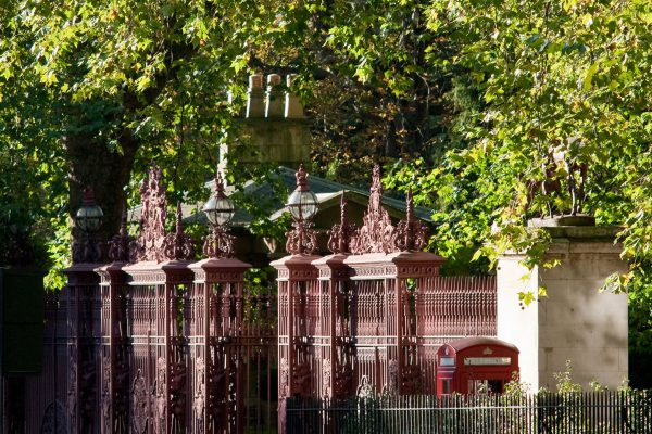 London's Green and Pleasant Parks
