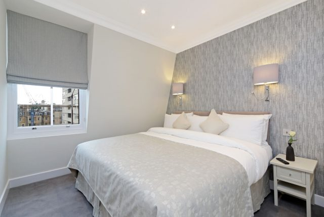 Maykenbel Apartments 20 Hertford Street 3 Bedroom Suite