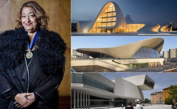 The Loss of an Architectural Icon, Dame Zaha Hadid