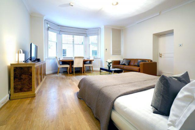 Maykenbel Apartments Chesham Court Studio Apartment