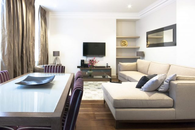 Maykenbel Apartments Claverley Court 2 Bedroom Deluxe