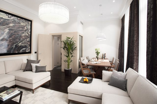 Maykenbel Apartments Claverley Court Knightsbridge Penhouse Suite