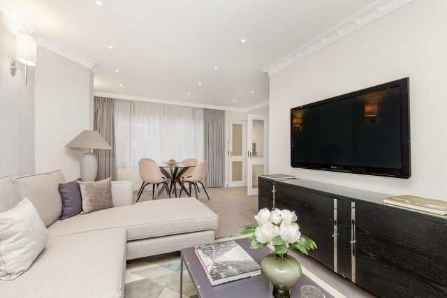 Maykenbel Apartments Mayfair House 1 Bedroom Suite