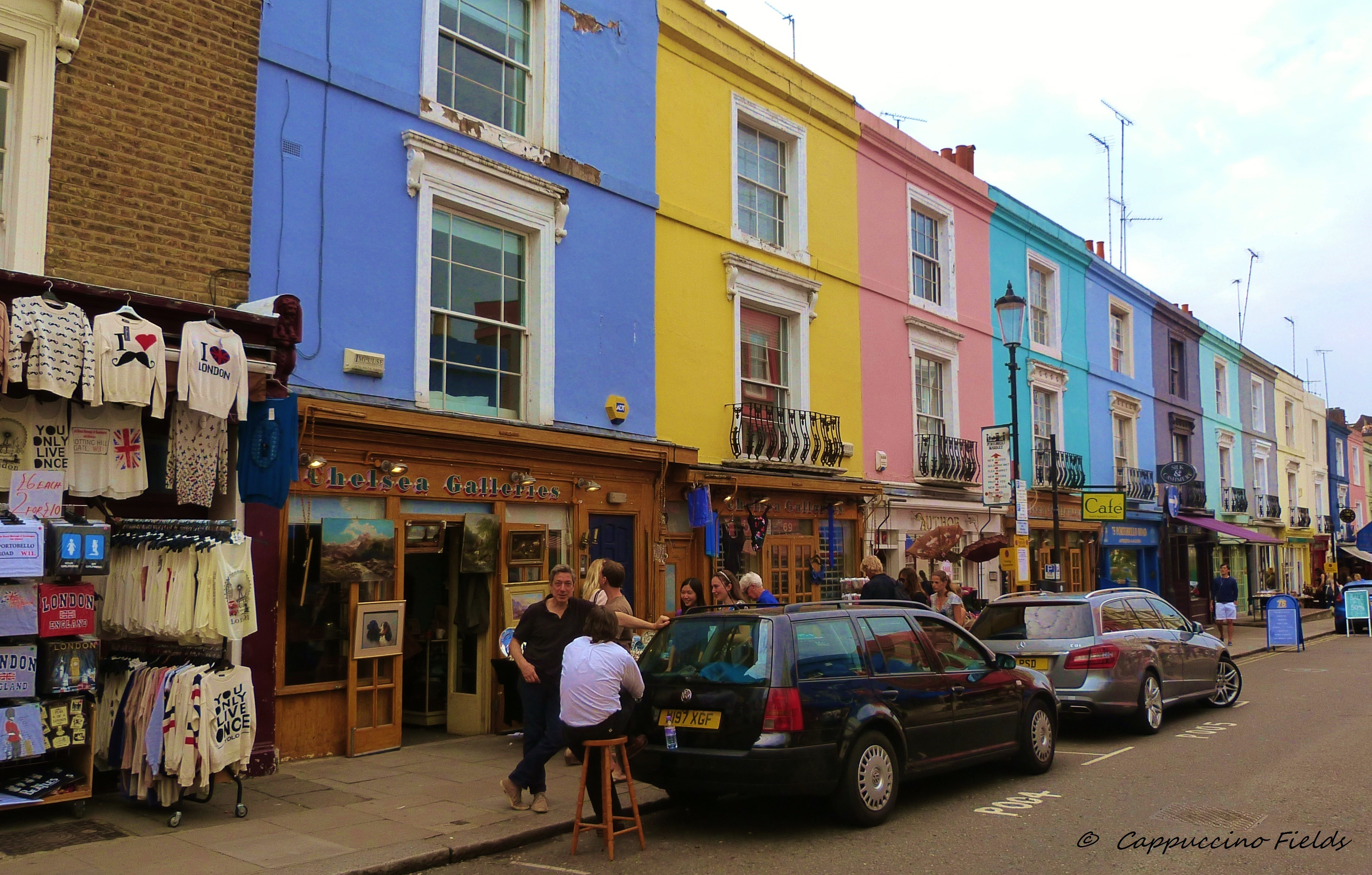 Notting Hill Ladbroke Grove 5 reasons to explore notting hill - maykenbel properties