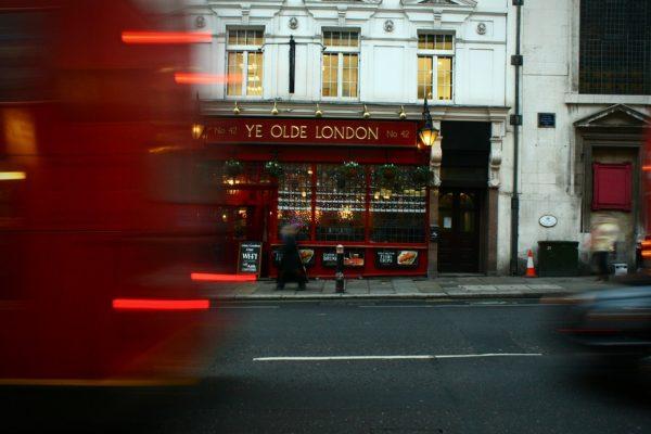 The Perfect Getaway: London