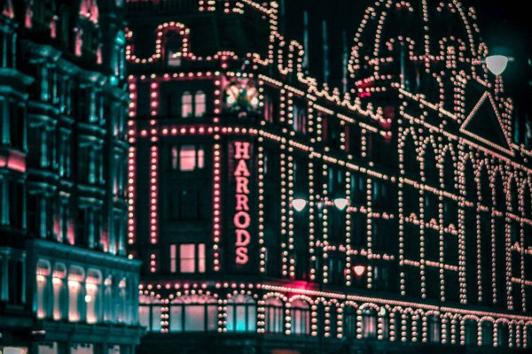 Top Department Stores for Christmas Shopping