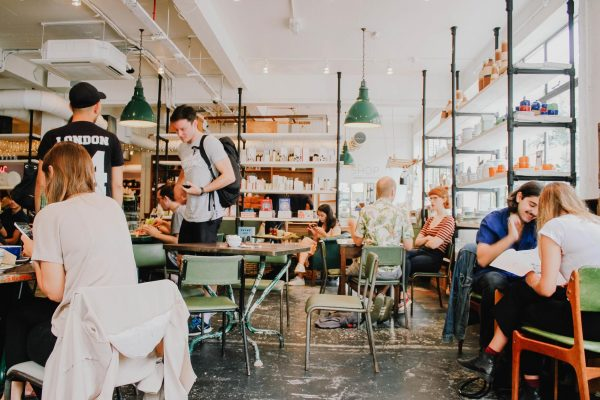 5 Incredibly Romantic Cafes in London