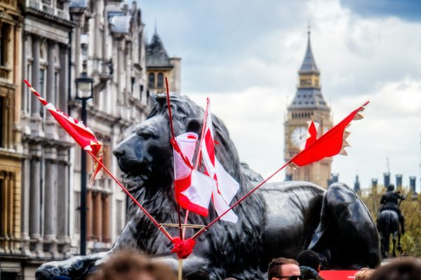 St George's Day Events in London 2019