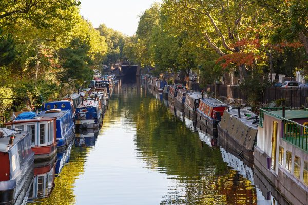 Amazing Places in London That Will Make You Think You're Somewhere Else