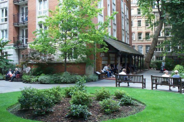 The Best Secret Gardens & Greenery in London